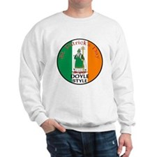 Doyle, St. Patrick's Day Sweatshirt