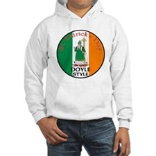 Doyle, St. Patrick's Day Hoodie