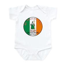 Donohue, St. Patrick's Day Infant Bodysuit