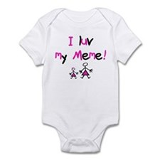 Meme Infant Bodysuit