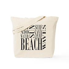 Funny Sand Tote Bag