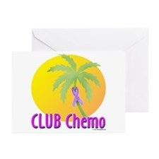 Club Chemo-General Greeting Cards (Pk of 20)