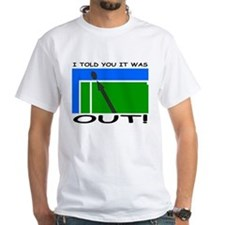 """""""It was out!"""" Shirt"""