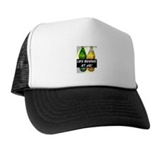 LIFE BEGINS AT 40! #3 Trucker Hat
