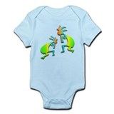 Pastel Kokopelli Infant Bodysuit
