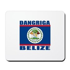 Dangriga, Belize Mousepad
