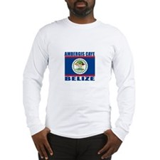 Ambergis Caye, Belize Long Sleeve T-Shirt