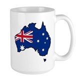 Cool Australia Coffee Mug
