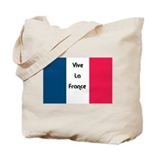 Unique France Tote Bag