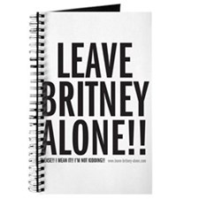 Leave Britney Alone Journal