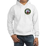 Illinois Free Mason Hooded Sweatshirt