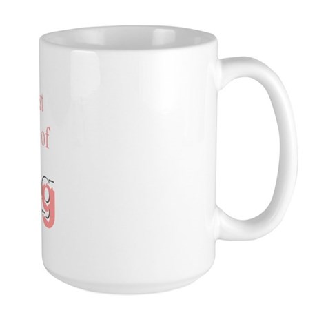 nana mom frosting Large Mug