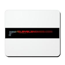 CM Gun Logo Mousepad