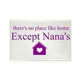 nana's like home Rectangle Magnet