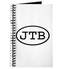 JTB Oval Journal