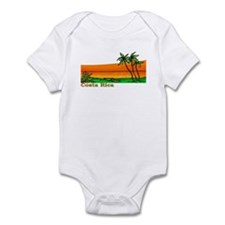 Costa Rica Infant Bodysuit