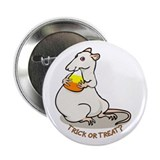 "Halloween Rat 2.25"" Button (10 pack)"
