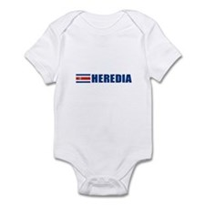 Heredia, Costa Rica Infant Bodysuit
