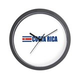 Costa Rica Wall Clock