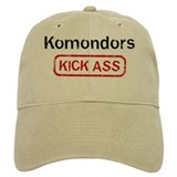 Komondors Kick ass Hat