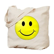 Classic Smiley Tote Bag