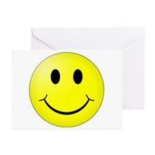 Classic Smiley Greeting Cards (Pk of 20)