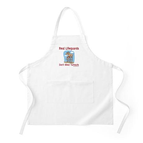 Lifeguard Shirts and Gifts BBQ Apron