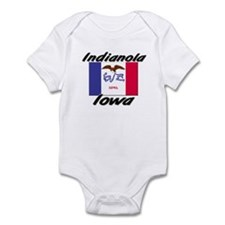 Indianola Iowa Infant Bodysuit