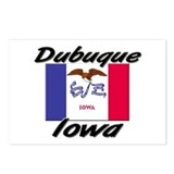 Dubuque Iowa Postcards (Package of 8)