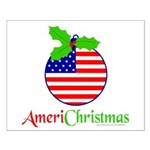 AMERICHRISTMAS Small Poster