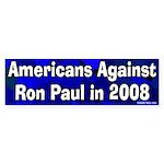 Americans Against Ron Paul