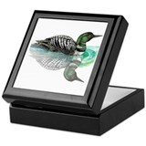 Loon Keepsake Box