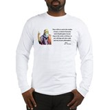 Plato 6 Long Sleeve T-Shirt