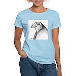 Gamecock Head Detail Women's Light T-Shirt