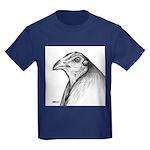 Gamecock Head Detail Kids Dark T-Shirt