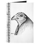 Gamecock Head Detail Journal