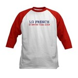 French Baseball Jersey