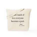 Plato 10 Tote Bag