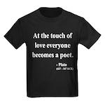 Plato 10 Kids Dark T-Shirt