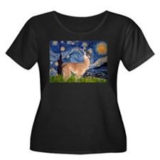 Starry Night Llama T
