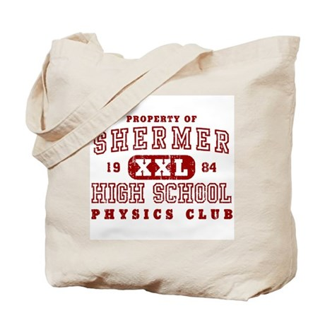 Shermer High Physics Club Tote Bag