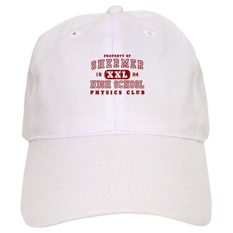 Shermer High Physics Club Cap