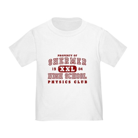 Shermer High Physics Club Toddler T-Shirt