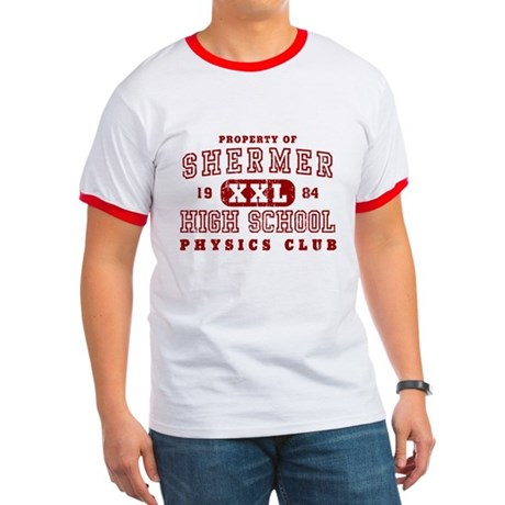 Shermer High Physics Club Ringer T