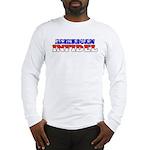 Flag American Infidel Long Sleeve T-Shirt