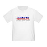 Flag American Infidel Toddler T-Shirt