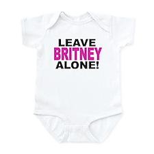 Leave Britney Alone! Infant Bodysuit