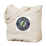 Mendocino Joint Task Force Tote Bag
