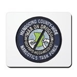 Mendocino Joint Task Force Mousepad