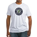 Mendocino Joint Task Force Fitted T-Shirt